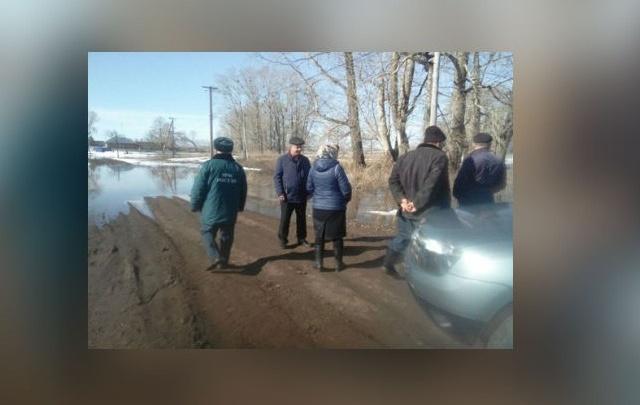 Еще одно село в Башкирии ушло под воду