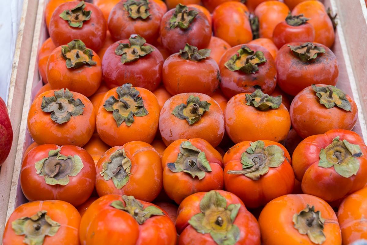 Хурма, фейхоа, тыква: вкусная прививка от осенней хандры
