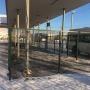Тюменский автовокзал передумал устанавливать «клетки» для пассажиров