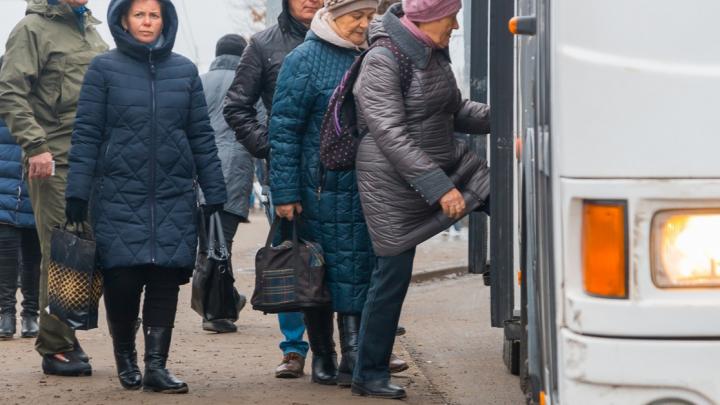 В маршруты самарских автобусов добавили две новые остановки