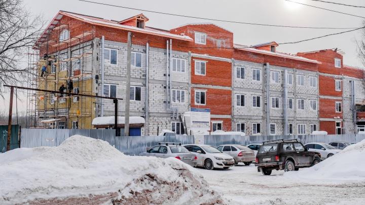 В Перми затянулось строительство сразу пяти поликлиник. Почему и когда их сдадут — отвечает Минздрав