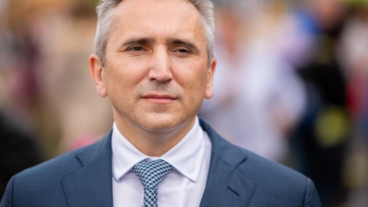 Врио губернатора Александр Моор зарегистрировался в соцсетях. Посты за него будут писать помощники