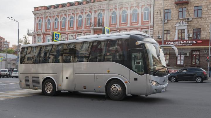 В Ростовской области в автобусах двух автокомпаний вернули бесплатный проезд ветеранам ВОВ