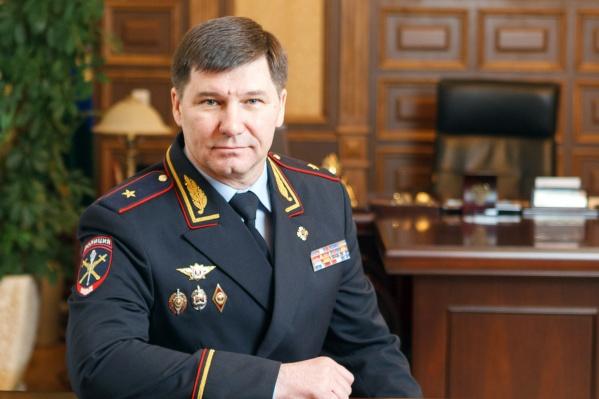 Юрий Алтынов пять лет руководит тюменскими полицейскими