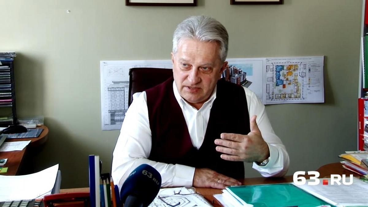 У Игоря Галахова большой опыт работы над развитием городских территорий