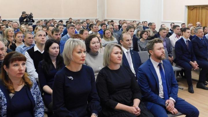 В «Красноярскэнерго» наградили лучших сотрудников года