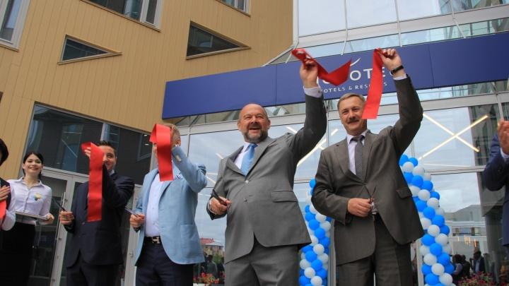 В Архангельске открылась самая северная в мире гостиница сети Novotel