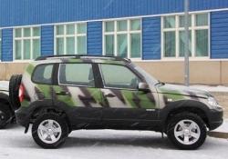 В Волгограде для экологов и лесников закупят 20 новых внедорожников