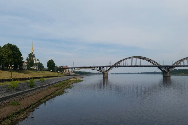 Власти Рыбинска изо всех сил стараются сохранить облик в исторической части города