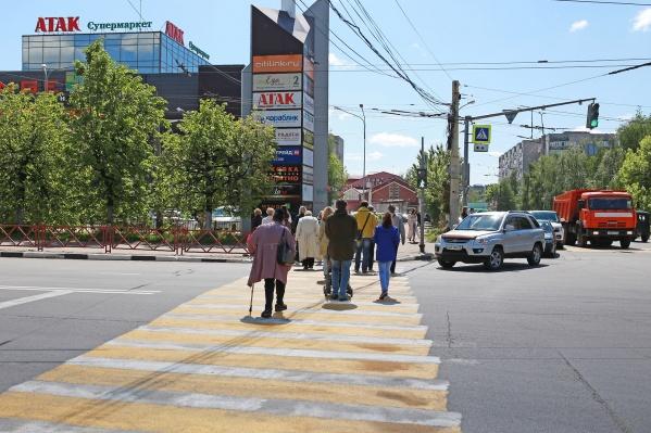 Урбанист предложил своё видение на пешеходные переходы