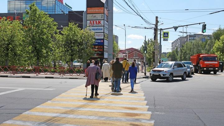 «Минусов больше, чем плюсов»: колонка урбаниста о новой схеме дорожной разметки в Ярославле