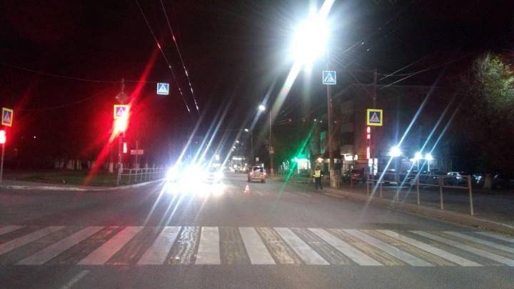 «Очень испугался»: в Новокуйбышевске полицейские задержали водителя, который сбил трех пешеходов