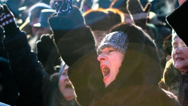 В Самарской области предложили смягчить запрет на проведение митингов, шествий и демонстраций