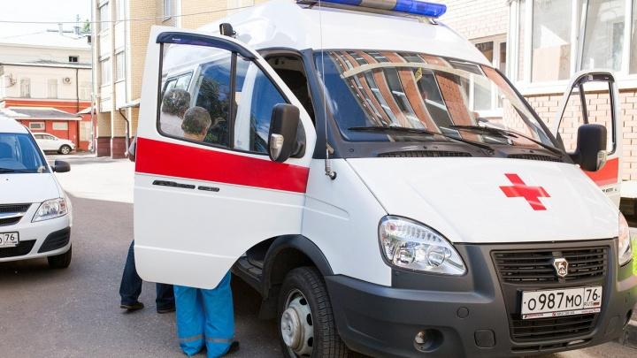 В Ярославской области мужчина так сильно толкнул друга, что тот умер