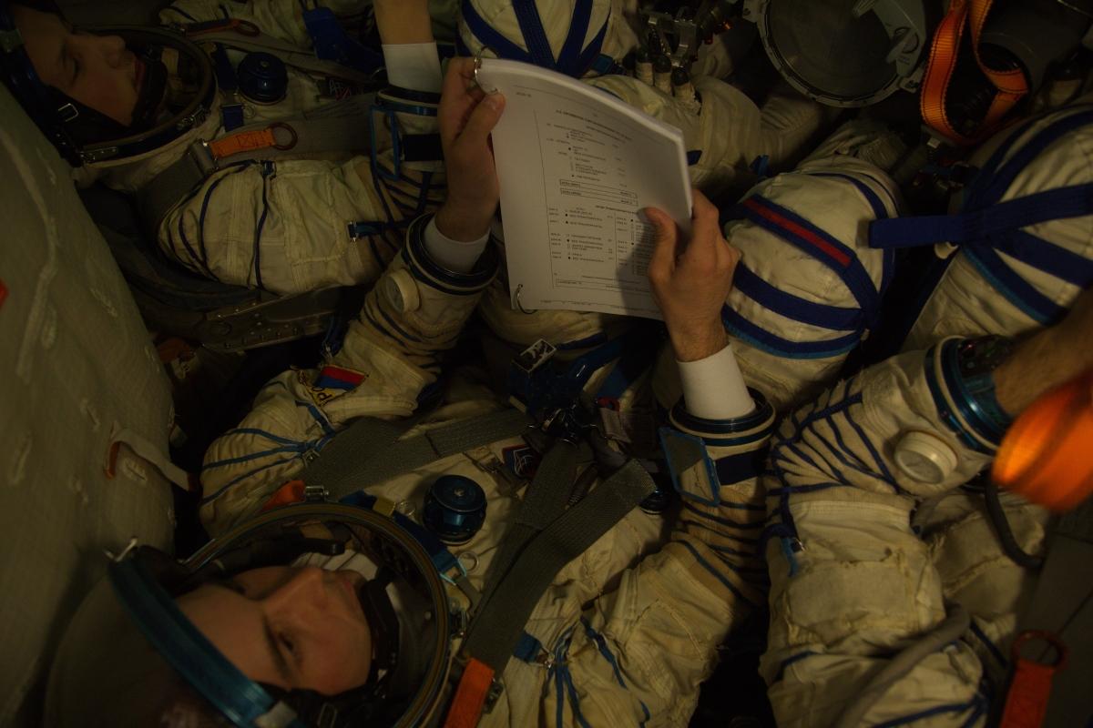 Красноярцы побывали ввиртуальном космосе