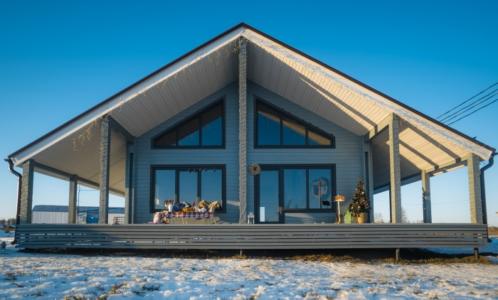 Дом года: скандинавский уют