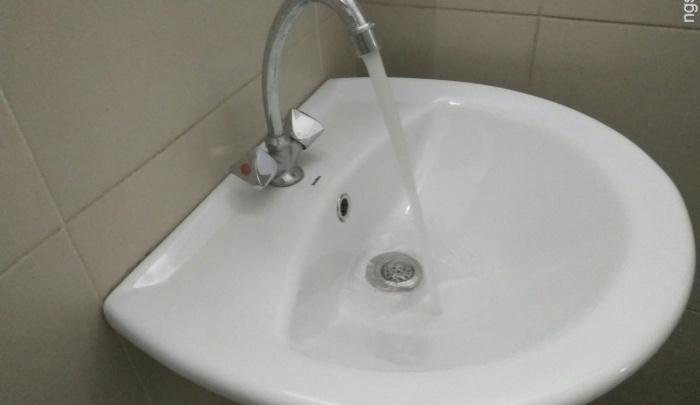 Половину правобережья на сутки оставляют без холодной воды