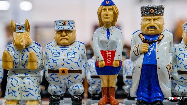 Сувениры, мебель, одежда: в Перми открылась ярмарка товаров, сделанных руками осужденных