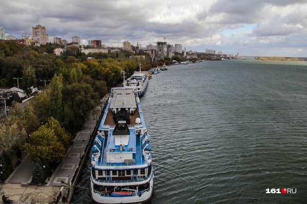 Решать проблемы реки Дон хотят на федеральном уровне