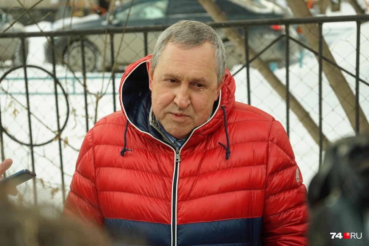 Вадим Белоусов не находится под стражей, ожидая решения суда о мере пресечения