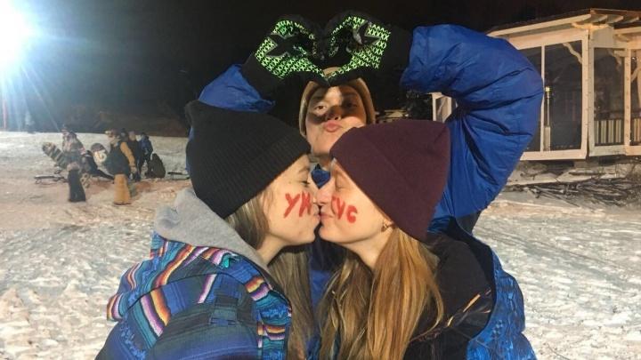 Раньше всех: на Уктусе открыли горнолыжный сезон
