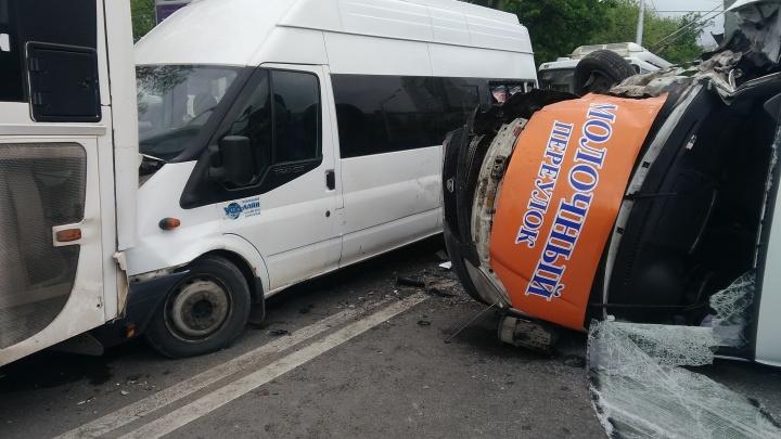 Транспортный коллапс в Уфе: рассказываем, как это было