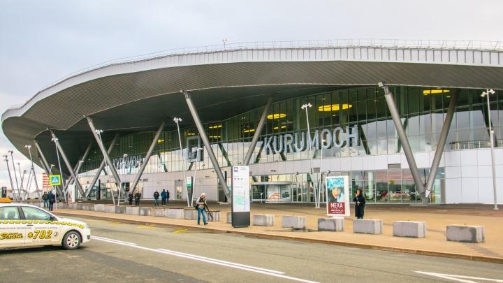 В районе аэропорта Курумоч построятаэротрополис