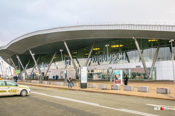 Бизнесменов переместят поближе к аэропорту