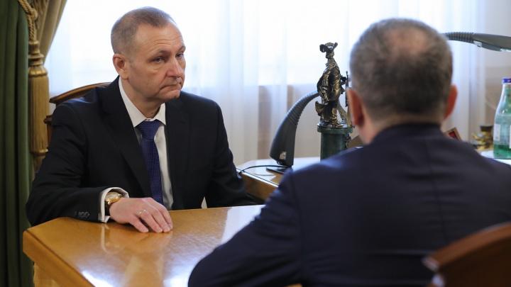 Новым казначеем по Ростовской области назначили Валерия Бородулина