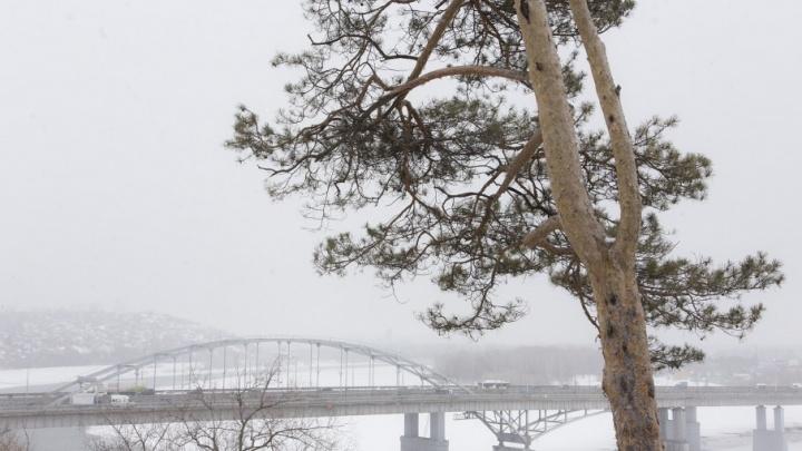 В последний день марта температура в Башкирии опустится до -25 градусов