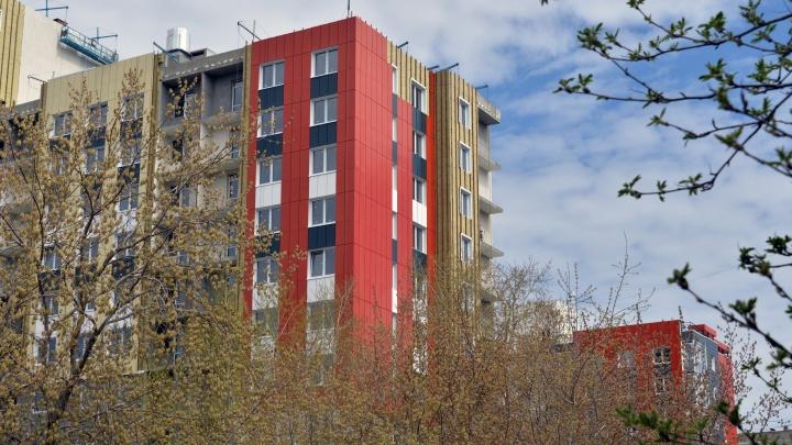 Жильё с эффектом «вау»: на Эльмаше раскупили почти все квартиры в доме с образцовыми планировками