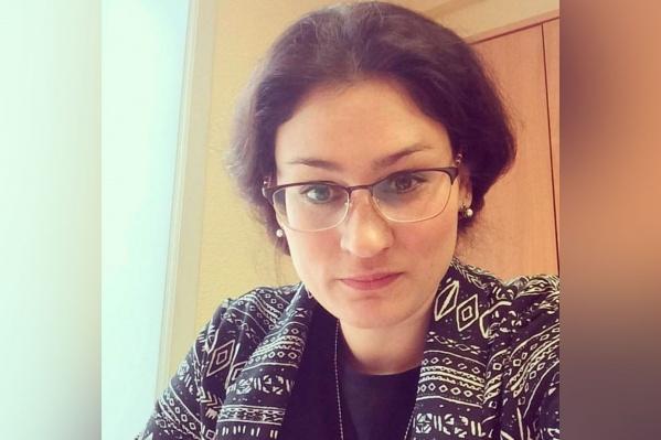 Евгения Горина — преподаватель Уральского федерального университета, мама двоих школьников
