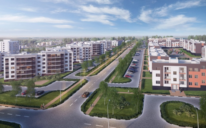 Определены категории льготников на покупку жилья экономкласса в «Окском береге»