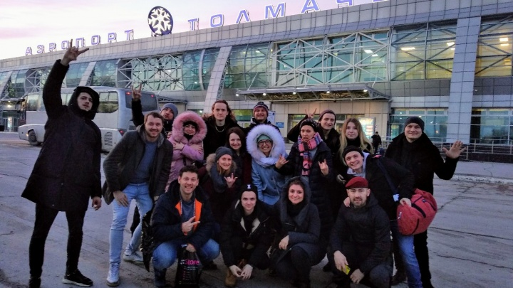 Единственный в мире профессиональный театр с глухими актёрами покажет в Новосибирске жестовую песню