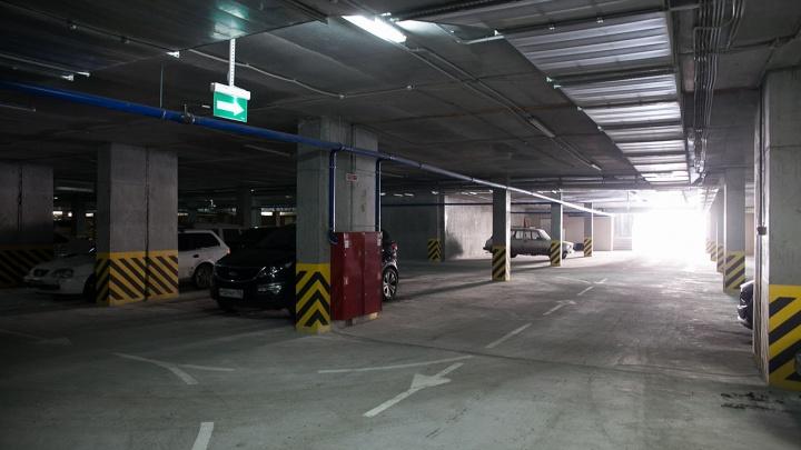 Застройщик предложил паркинг в центре за 200 тысяч рублей