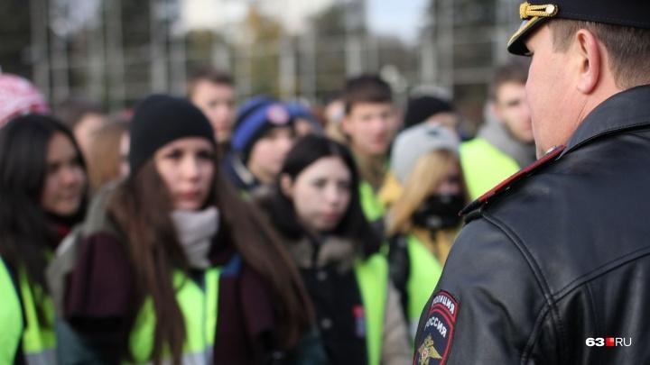 «Улицы патрулируют больше 3 000 человек»: полиция рассказала о работе народных дружин в области