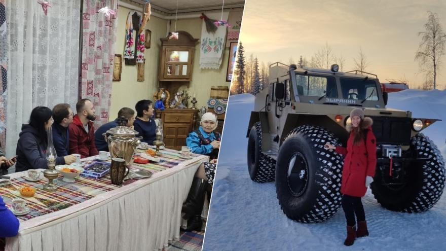 Гадание с «покойником», картины нефтью: этнический репортаж с Русского Севера