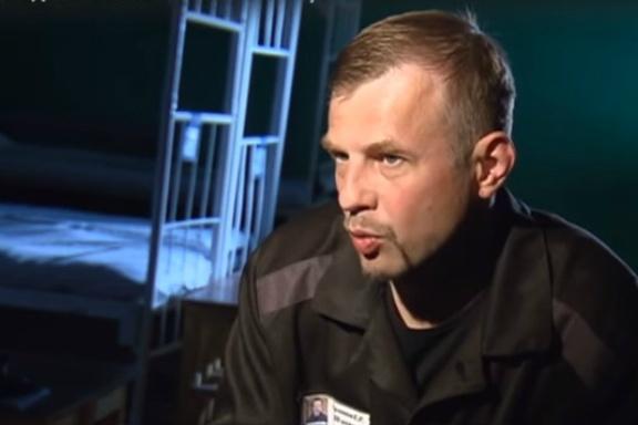 Евгений Урлашов отбывает наказание в рыбинской ИК-2