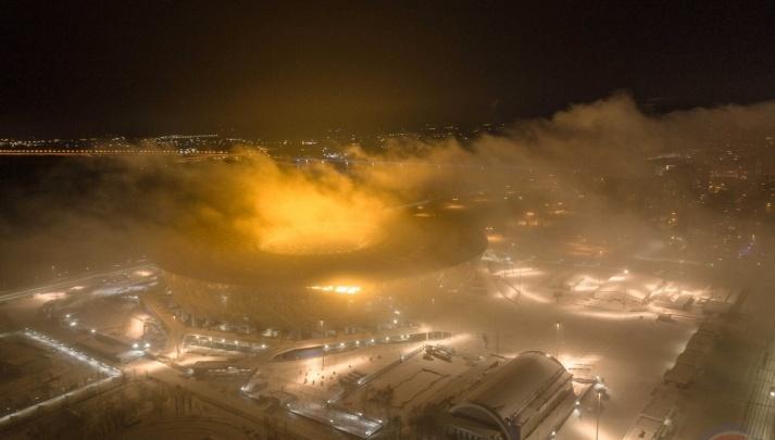 «Волгоград Арена», Мамаев курган и вокзал: сегодня вечером город останется без света