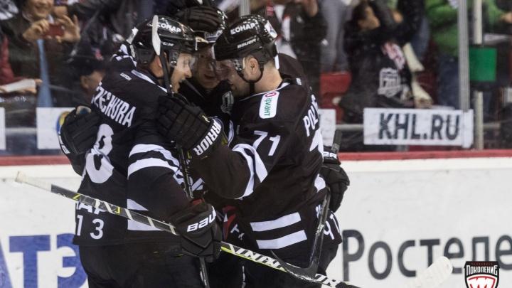 Магия большинства: «Трактор» одержал первую победу в новом сезоне КХЛ