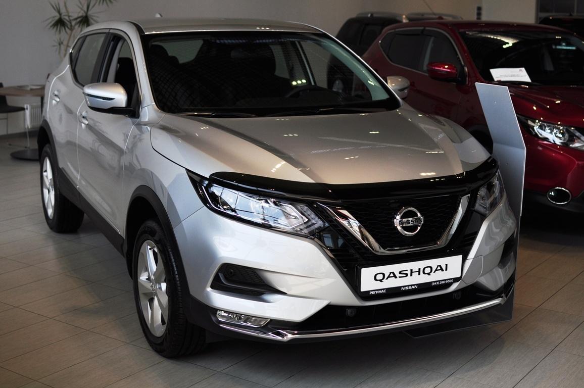 Nissan Qashqai в новом кузове: более 15 автомобилей по финальным ценам