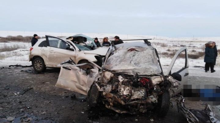 Скончалась пассажирка «Лады»: стали известныподробности ДТП на трассе Сибай — Акъяр в Башкирии