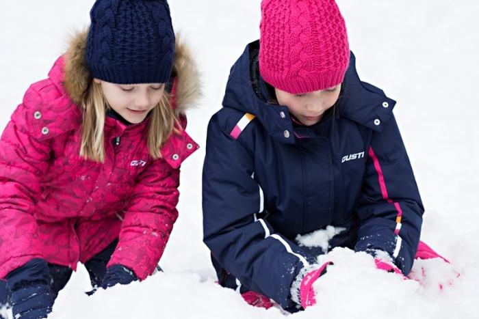На популярные марки зимней одежды для детей можно получить скидки и подарки за покупки