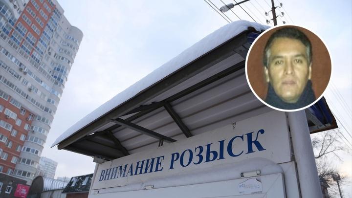 Вглядитесь в это лицо: в Башкирии разыскивают пропавшего иностранца