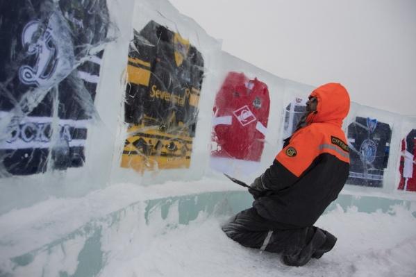 Два ледовых городка обойдутся властям более чем в 13 миллионов рублей