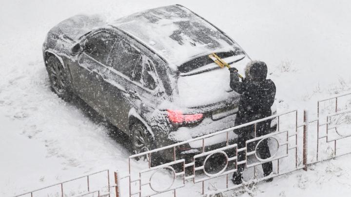 Слабый ветер, легкий минус и снег: Волгоград 7 февраля продолжит обрастать сугробами