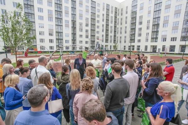 Крупнейший строительный проект России в будущем станет 8-м районом Екатеринбурга