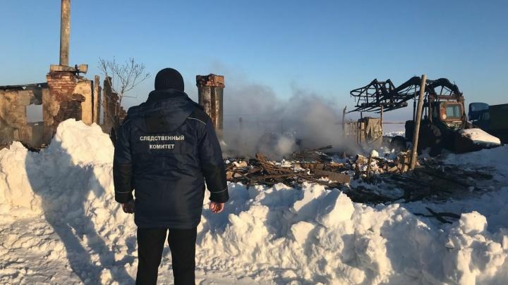 «Спас двоих и вернулся за сигаретами»: под Волгоградом при пожаре погиб мужчина