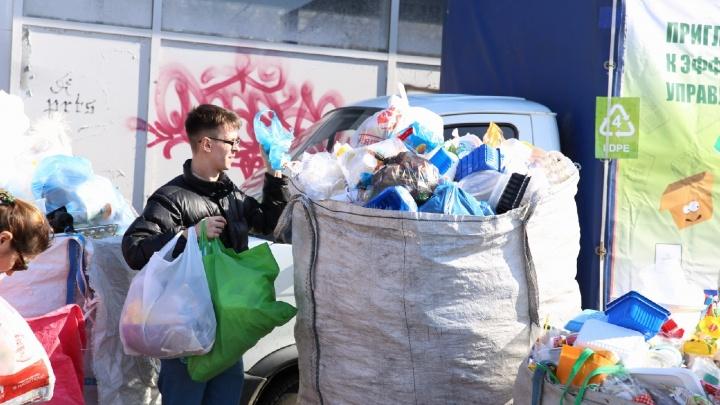 Отдайте нам ваш мусор: ярославские активисты устроят экологическую акцию. Где и когда