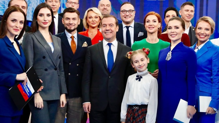 «Я не отвечаю за всю страну»: Михалкова оправдалась за «беззубый» вопрос, который задала Медведеву